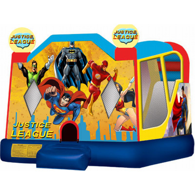Justice League C4 Combo