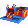 Bouncy Castle With Pool
