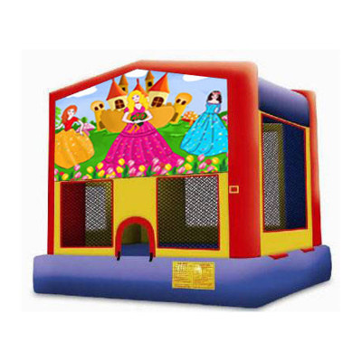 Inflatable Princess Module Bouncer