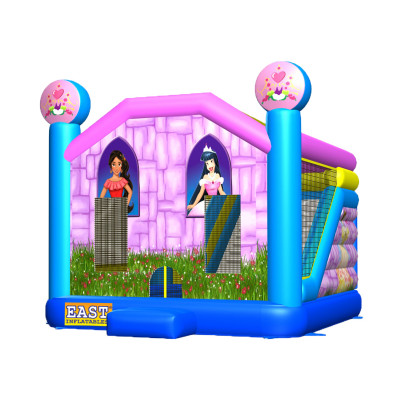 Inflatable Princess Combo
