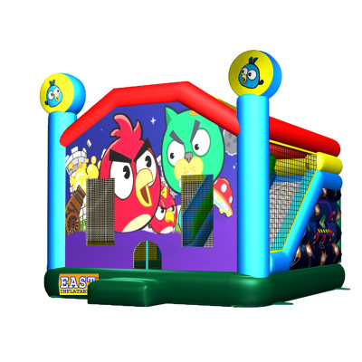 Inflatable Angry Birds Combo