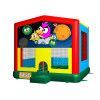 Inflatable Angry Birds Bouncer-medium
