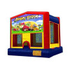 Inflatable Angry Birds Bouncer-large