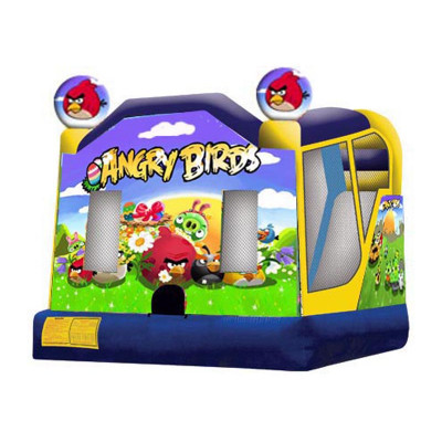Inflatable Angry Birds C4