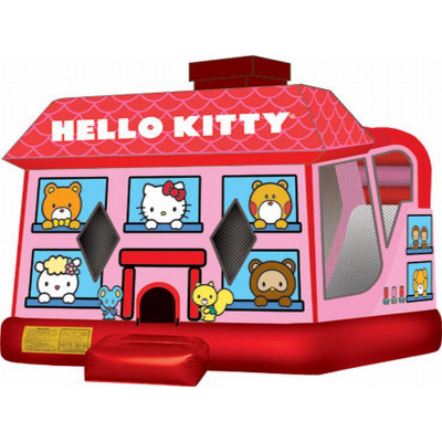 Inflatable Hello Kitty Combo C4