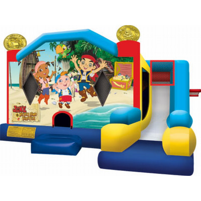 Inflatable Jake And The Never Land Pirates Combo 7