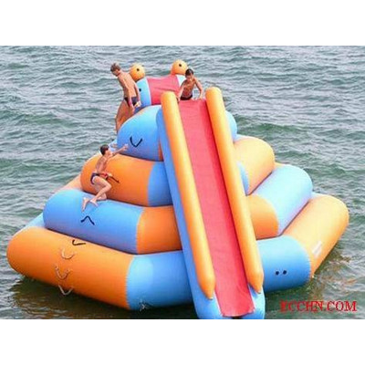 Inflatable Steep Water Games