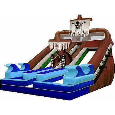 Pirate Inflatable Sides