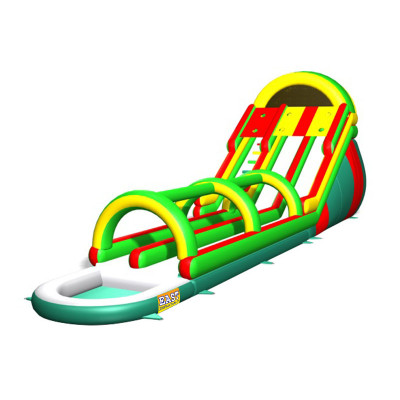20ft Colorful Water Slide