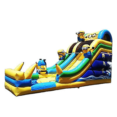 Minion Madness Slide