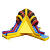 Mega Splash Inflatable Water Slide