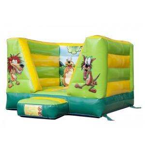 Bouncy Castle Mini Jungle Open