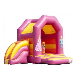 Bouncy Castle Midi Multifun Prinses