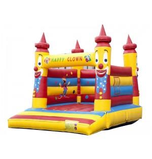 Bouncy Castle Standard Clown