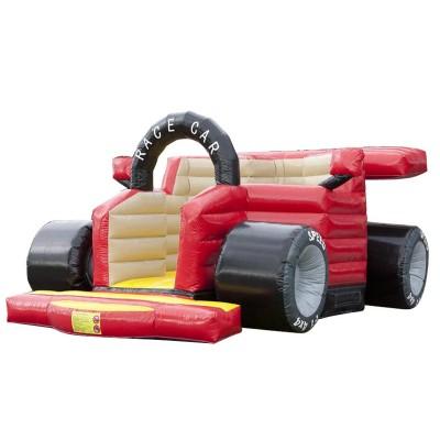 Bouncy Castle Race Car Super