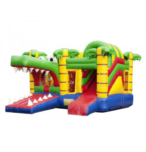 Bouncer Multiplay Crocodile