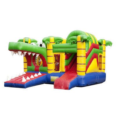 Bouncer Multiplay Crocodile