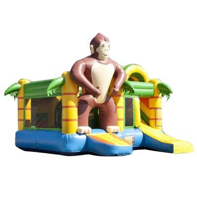 Bouncy Castle Monkey Multiplay