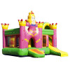 Bouncy Castle Multiplay Princess