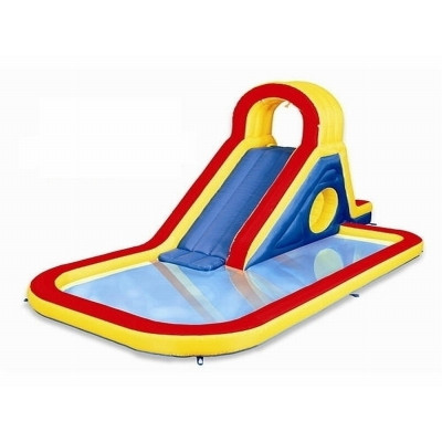 Inflatable Rip Tide Water Slide