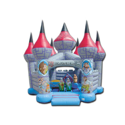 Inflatable Bouncy Castle Super