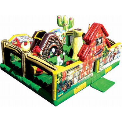 Inflatable Little Farm Park