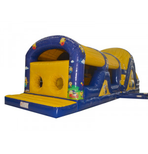 Minion Obstacle Course