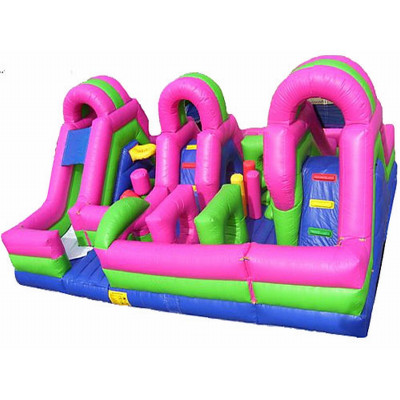 30 N 1 Inflatable Obstacle Course