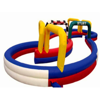 Inflatable Games Racing