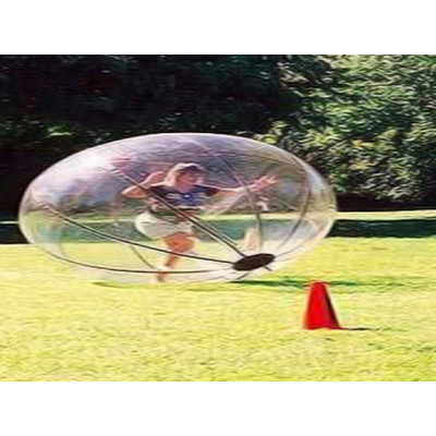 Inflatable Human Spheres