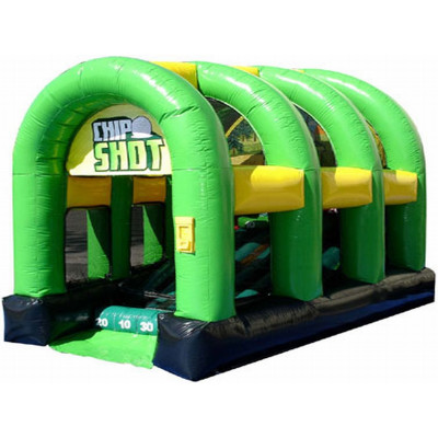 Inflatable Chip Shot