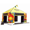 Graphic Logo Tents