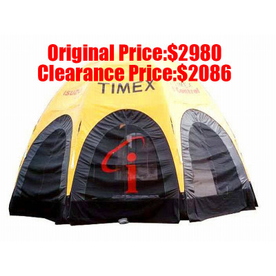 Inflatable Tent 23