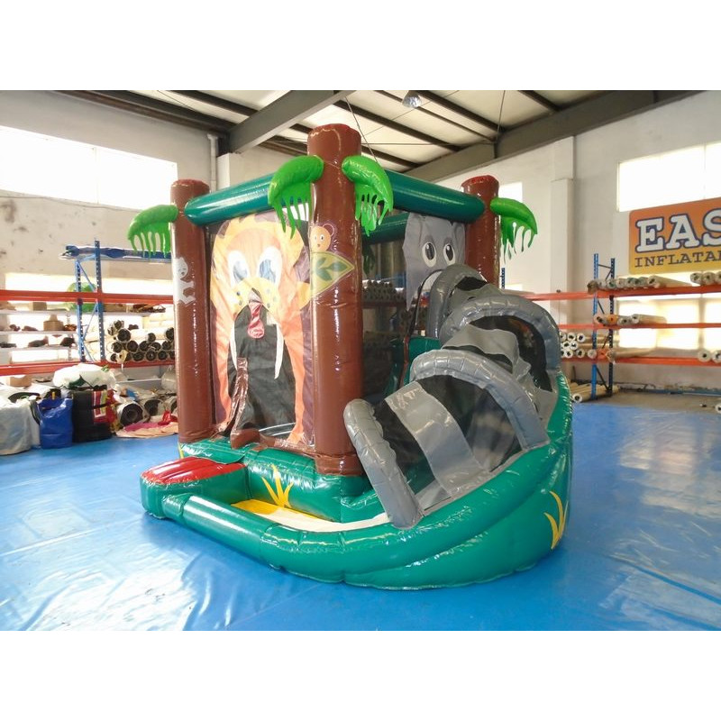 Inflatable Safari Combo