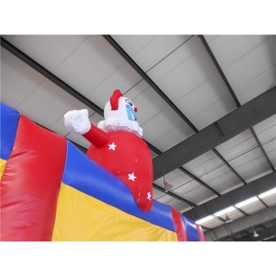 Inflatable Clown Jumper