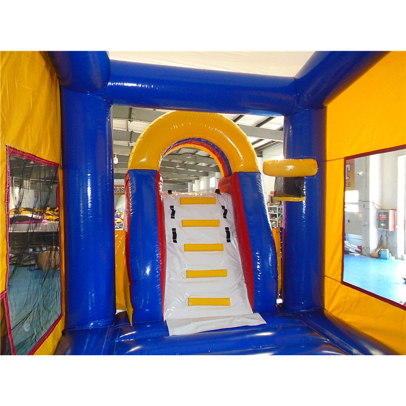 Outdoor Bounce House