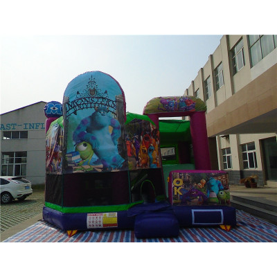 Inflatable Monsters University 5 In 1 Combo