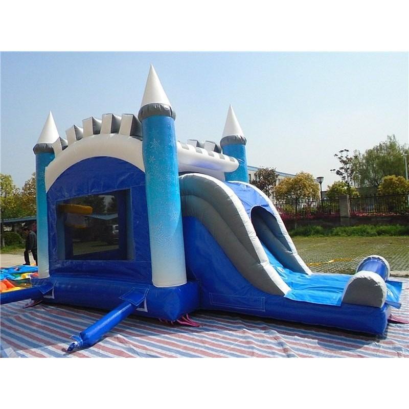 Ice Castle Slide