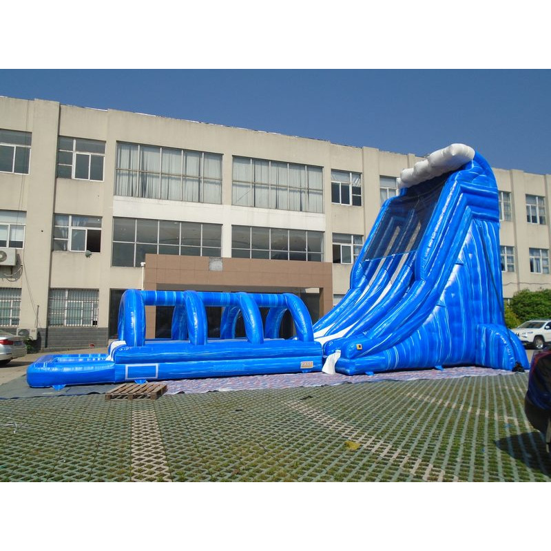 Inflatable Water Bounce House