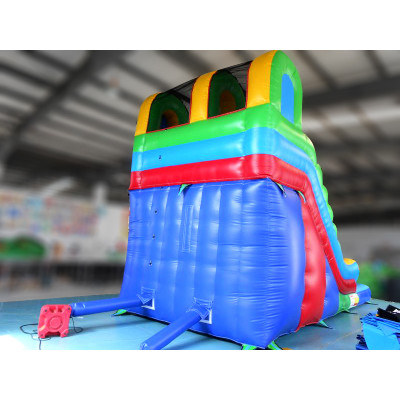 Inflatable Bounce House With Slide