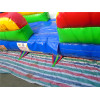 Inflatable Single Lane Dry Slide