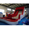 Volcano Slide With Detachable Pool
