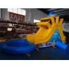 Inflatable Garden Slide