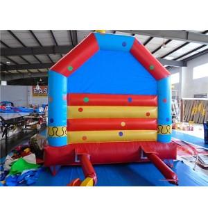 Bouncy Castle Clown