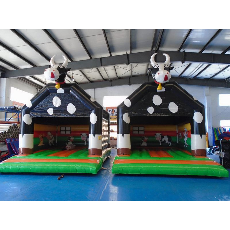 Cow Bouncy Castle