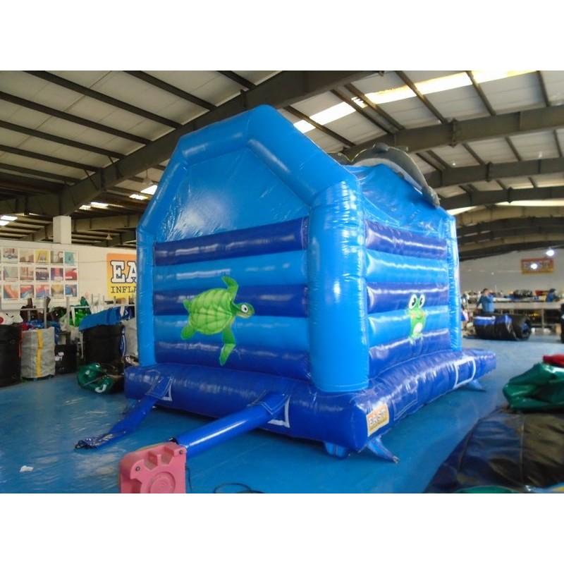 Bouncy Castle Dolphin