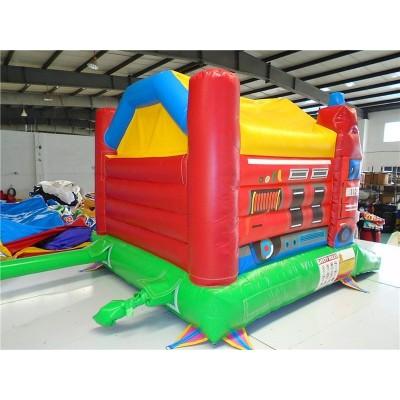 Bouncy Castle Fire Department