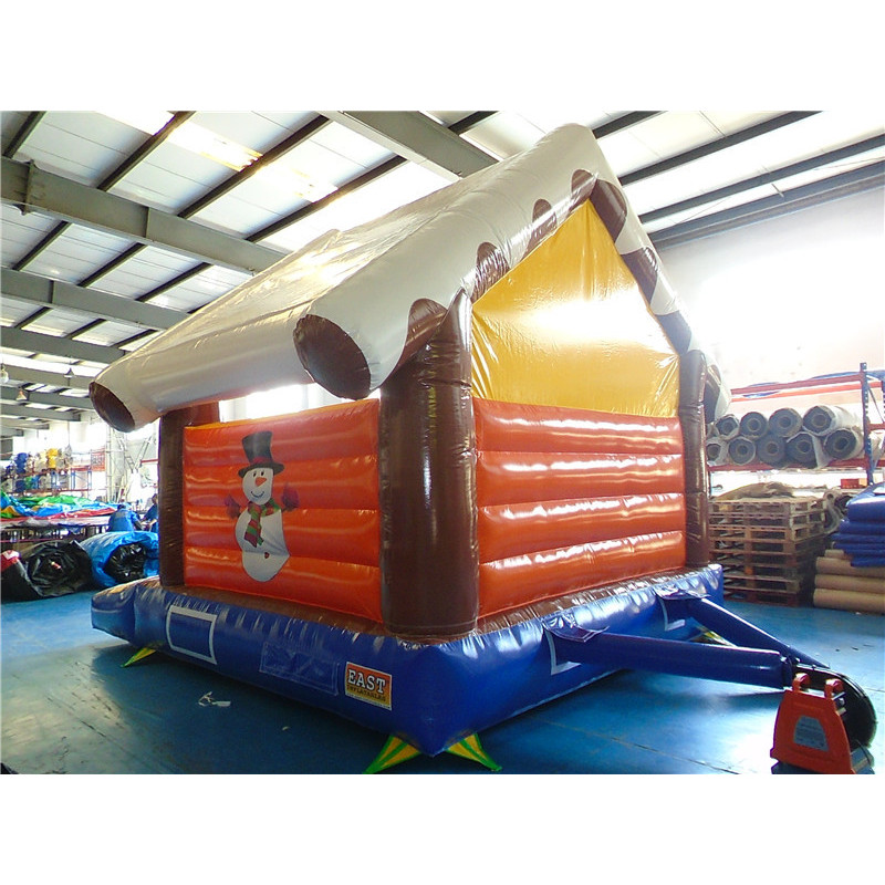 Bouncy Castle Chalet