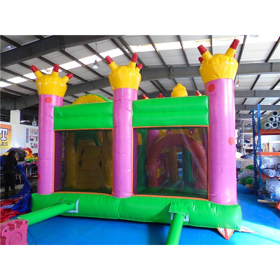 Bouncy Castle Multiplay Princess