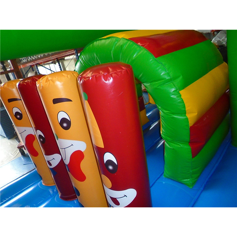 Bouncy Castle Multiplay Clown